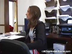 Amber rayne in behind the scenes talk
