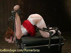 Kinky bitch bdsm bondage tortured