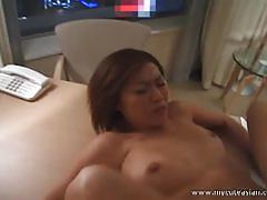 Barely legal japanese girl gets a surprise fuck