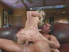 Blonde babe hardcore anal intentions