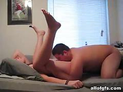 Two horny couples licking eachother and having sex