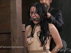 Veruca james tortured in the dungeon