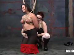 Bdsm orgasm for dana vixen