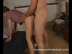 Sweet brunette kendell fucked by an old hard cock.