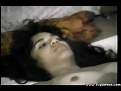 Kahlia got fucked on this vintage porn film