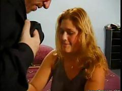 Amateur jeanette sucking dirty old man's dick
