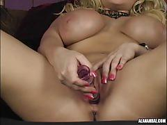 alanah rae, big tits, blonde, busty, babe, masturbation, toys, dildo, solo, posing, naked, gorgeous, big boobs, jerking, huge tits, beauty, fake tits, teasing, masturbating, jerking off