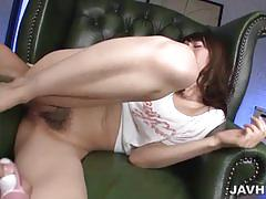 Sweetie junna kogima having sex toys pleasure
