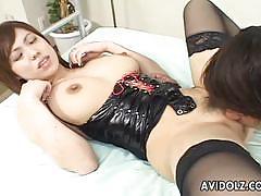 Big tits asian miu satsuki fucked from behind