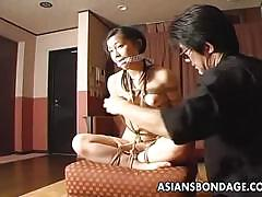 Japanese slut moans in extreme pleasure