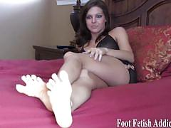 Hot footsie babes compilation