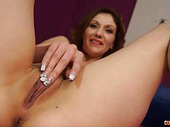 Ivana rosano gets her tight cunt blasted hard