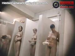 Check this hidden camera in the showers