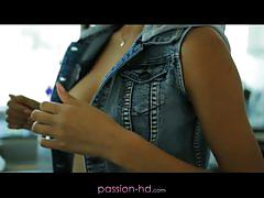 Chloe amour in scrub it clean on passion hd