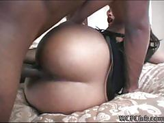 Kim pleasures gets fucked by a hung black stud