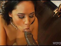 jessica bangkok, asian, big dick, big tits, stockings, interracial, thai, big boobs, tights