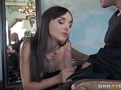 Busty brunette cytherea gets fucked by johnny sins