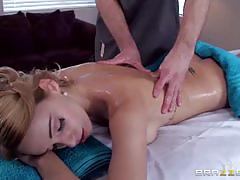 Erica fontes gets massaged and assfucked hard