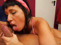 Spanish slut suhaila hard banged by marco banderas