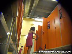 See what happens at the locker room