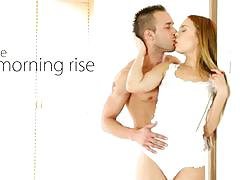 Nubilefilms- the morning rise featuring blue angel
