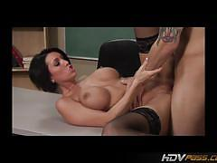 Dylan ryder huge boobies and casual hardcore sex