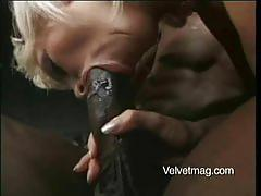 Candy cotton loves black cock