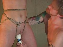 Daisy duxe loves bondage
