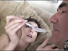 Zoe voss gets fucked by a black stud very hard