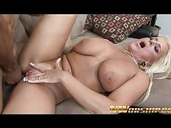 Blonde milf alexis golden gets fucked hard