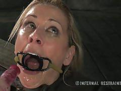 """compliance part 1"" with sexy blonde milf cherie"