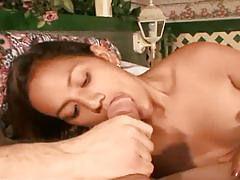 brunette, hardcore, filipina, doggy style, gagging, japanese, deepthroat, big cock, missionary