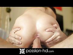 Passionate sex with belle knox
