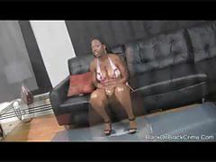Black cock face fucking ebony slut jazzy lixxx