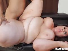 hardcore, plumperpass.com, bbw, big booty, large ass, dick sucking, chubby, pawg, plump, red head, shaved pussy, hd