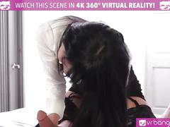 Vr bangers - room service japanese girl gets fucked hard by room guest