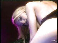 Blonde agent - scene 5