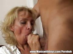 hardcore, momswithboys.com, blonde, cougar, cumshot, doggystyle, facial, milf, old snatch, hd, dick sucking, reverse cowgirl