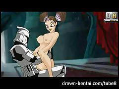 Star wars porn - cheating padme