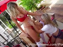 Big titted scandinavian superstars vicky vette & puma swede!