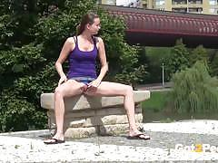 outdoors, european, pee, piss, peeing, compilation, voyeur, fetish, public, outside, pissing