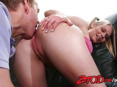 Dakota james doggystyle fucking step daddy