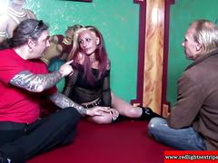 Real dutch alt hooker getting oralsex from lucky tourist in amsterdam