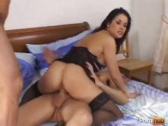 My first double anal - scene 3