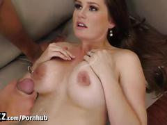Wankz - busty step-mom is desperate to get laid!