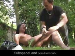 bondage, fetish, public, raven, bdsm, kink, romanian, beauty-dominated, sex-slave, hog-tied, spanked, fantasy, tied-and-fucked, piercing, tattoo-girl, slapping, outdoor, subspaceland, close-up, cum-in-mouth
