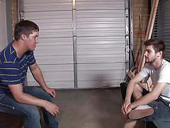 Horny urijah visits slutty johnny