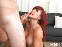 mature, blowjob, hardcore, milf, mom, more
