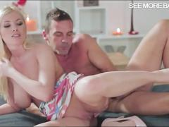 anal, babe, big boobs, big tits, blonde, fucking, shaved, more