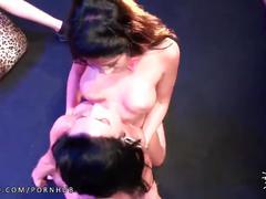 Leche 69 erotic show live sex